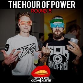 The Hour of Power Round 5