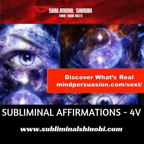 Sexual Super Powers | Subliminal Affirmations by Subliminal Shinobi