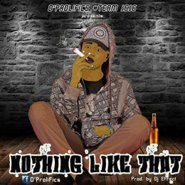Suleman Oshey Samuel - Nothing Like That Cover Art