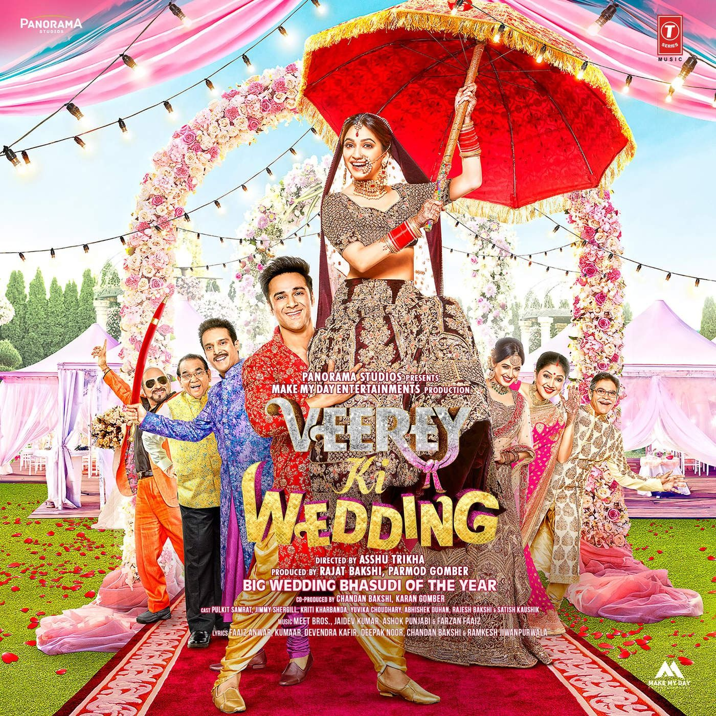 Veerey Ki Wedding (Title Track) by Navraj Hans from Bollywood Hindi