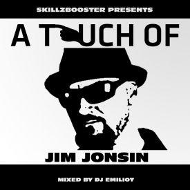 Super DJ Emiliot - A touch of Jim Jonsin Cover Art