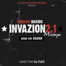 Super DJ Emiliot - Invazion 2.1 Cover Art