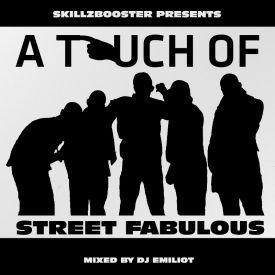 Super DJ Emiliot - A touch of Street Fabolous Cover Art