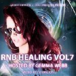 Super DJ Emiliot - RNB Healing Vol.7 hosted by Gemma Webb Cover Art