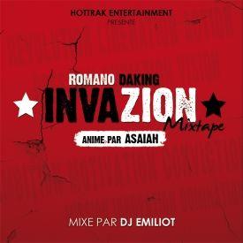 Super DJ Emiliot - Invazion Cover Art