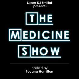 Super DJ Emiliot - The Medicine Show Episode 1 Cover Art