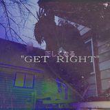 [ MYNAMEISTRIIIO ] - GET RIGHT (PROD.SKYLINE BLK) - [By.TRIIIO] Cover Art