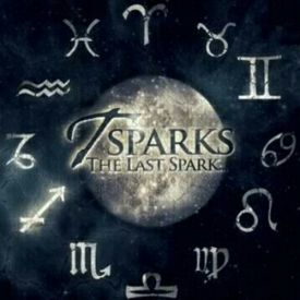 T-SPARKS - The Last Spark Cover Art