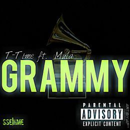 T-Time - Grammy Cover Art