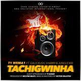 T1 Wema1 - Ghetto Rap Singles (2016) Cover Art