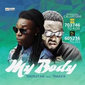 My Body ft Timaya