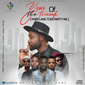 Year of the Trump Party Mix (Hosted By Dezign & Harrysong)