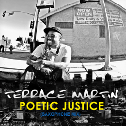 TAPEDECK - Poetic Justice [Saxophone Mix] Cover Art