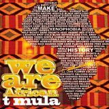 Tapfuma Mula - We are African Cover Art