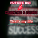 Thats my life (stay positive) x Krombs and Gilbertkid