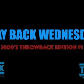 WAY BACK 2000'S MIX #1
