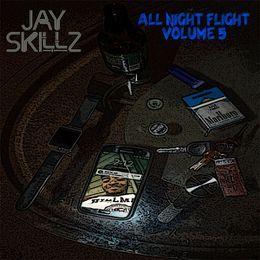 Team Bigga Rankin - All Night Flight: Volume 5 Cover Art