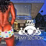 Team Bigga Rankin - In My Section (Dirty) Cover Art