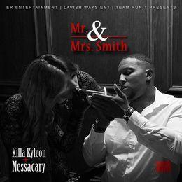 Team Bigga Rankin - Mr. & Mrs. Smith Cover Art