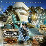 Team Bigga Rankin - TSUNAMI Splashy Lifestyle Cover Art