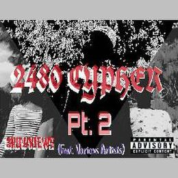 TeeKayBeats - 2480 Cypher II Cover Art
