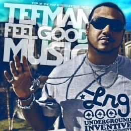 TEFMAN - Feel Good Music Cover Art
