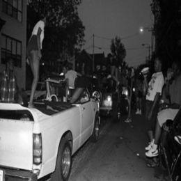 Terrance Pirkle - 93 Da Mixtape Cover Art