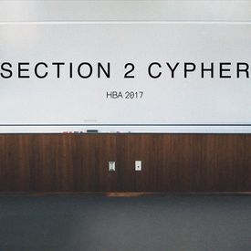 The Section 2 Cypher