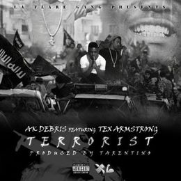 Tex Armstrong - Terrorist Cover Art
