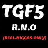 TGF5 Records - RNO #REALNIGGASONLY Cover Art