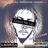 Vicious $LMG$ - Tha Dread Me Up Project(ep) Cover Art