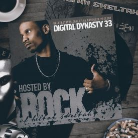 ThaAdvocate - Digital Dynasty 33 (Hosted by Rock of Heltah Skeltah) Cover Art