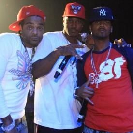 The Diplomats ( DipSet ) - My Block Freestyle ( ThrowBack )