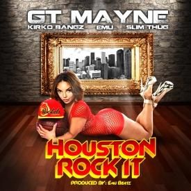 Houston Rock It (Dirty)