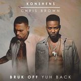 ThaProduceSection.com - Bruk Off Yuh Back Cover Art