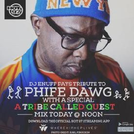 Phife Dawg Tribute Mix