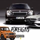 THATSENUFF - Foreigns Cover Art