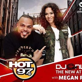 HOT 97 All Summer Mix Weekend 7-24-2016