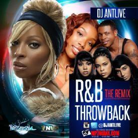 "R&B Throwback ""The Remix"""