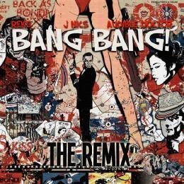 The Audible Doctor - Bang Bang (Audible Doctor Remix) Cover Art