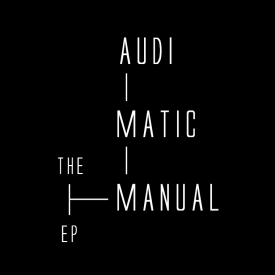 The Audible Doctor - The Manual EP CLEAN VERSION Cover Art
