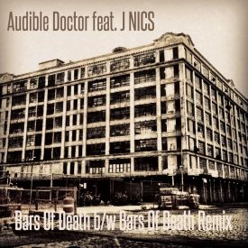 The Audible Doctor - Bars Of Death Single Cover Art