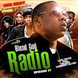 The Blend Chemist (DJKG) - 100.1 The Heat (Clean New Hip Hop Trap & R&B) Episode #37 Cover Art