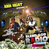 The Blend Chemist (DJKG) - 100.1 The Heat (Clean New Hip Hop Trap & RnB) Episode #36 Cover Art