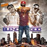 The Blend Chemist (DJKG) - Blend God Radio (New Hip Hop) Episode #57 Cover Art