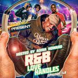 The Blend Chemist (DJKG) - R&B Love Handles (New R&B) Episode #48 Cover Art