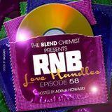 The Blend Chemist (DJKG) - R&B Love Handles (New R&B) Episode #58 Cover Art
