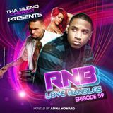 The Blend Chemist (DJKG) - R&B Love Handles (New R&B) Episode #59 Cover Art