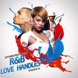 The Blend Chemist (DJKG) - R&B Love Handles (New R&B) Episode #62 Cover Art