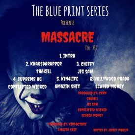 Various the blueprint series vol 2 love and sex uploaded by the chiffy supreme bg hollywood prada kin4life jersey moulinthe blue print series vol 14 massacre malvernweather Gallery